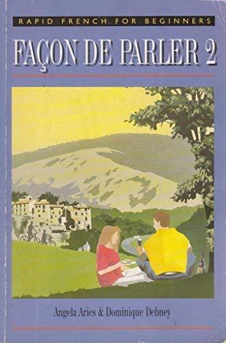9780340263020: Facon de Parler: Pt. 2 (Teach Yourself)