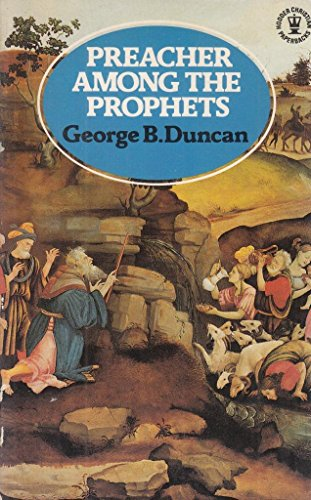 9780340263563: Preacher among the Prophets