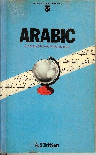 9780340264218: Arabic (Teach Yourself)