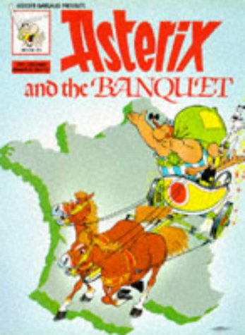 9780340264294: ASTERIX AND THE BANQUET (Classic Asterix paperbacks)