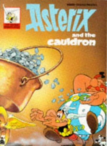 9780340264683: Asterix Cauldron BK 17 PKT (Knight Books)