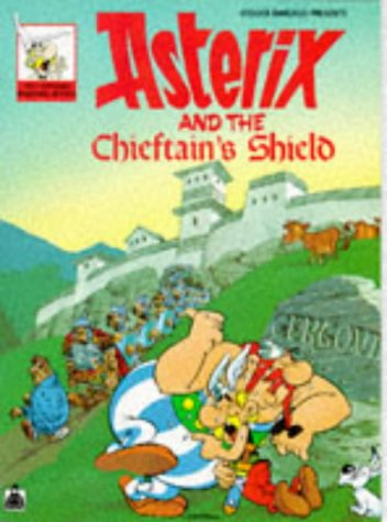 9780340264690: ASTERIX AND THE CHIEFTAIN'S SHIELO (Asterix anglais)