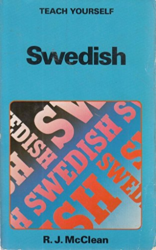 teach yourself swedish