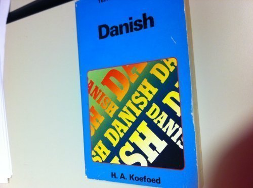 9780340265208: Teach Yourself Danish