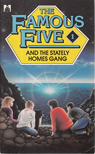 The Famous Five and the Stately Homes Gang (Knight Books): Claude Voilier