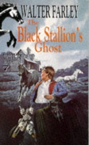 9780340265314: The Black Stallion's Ghost (Knight Books)