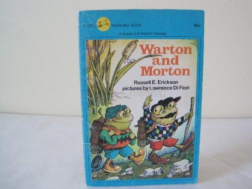 9780340265352: Warton & Morton (Knight Books)