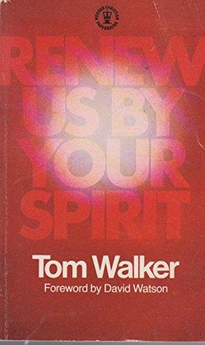 Renew Us: Your Spirit (Hodder