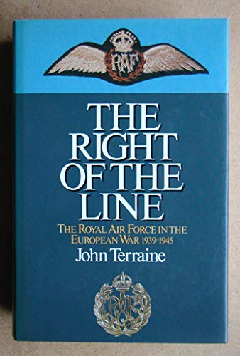 9780340266441: The Right of the Line