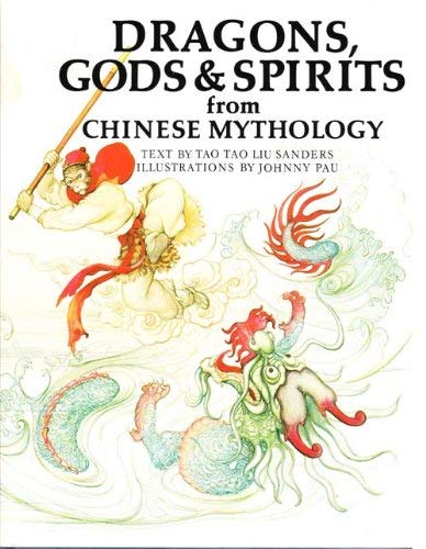9780340266502: Dragons, Gods & Spirits from Chinese Mythology