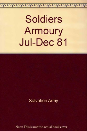 9780340266922: Soldiers Armoury Jul-Dec 81