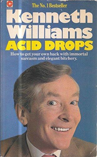 9780340267820: Acid Drops (Coronet Books)