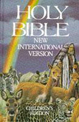 9780340269701: NIV Popular Children's Bible