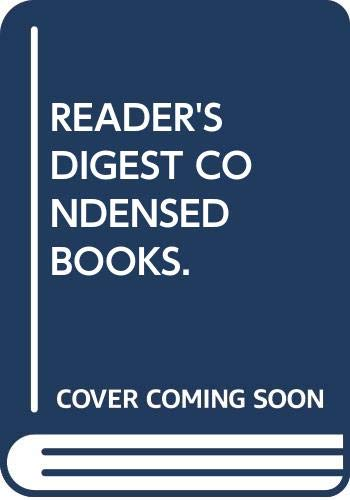 READER'S DIGEST CONDENSED BOOKS.: Francis, Dick &