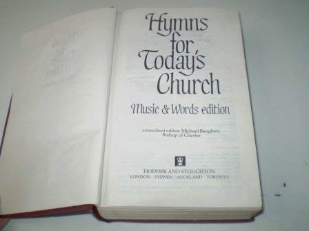 9780340270455: Hymns for Today's Church