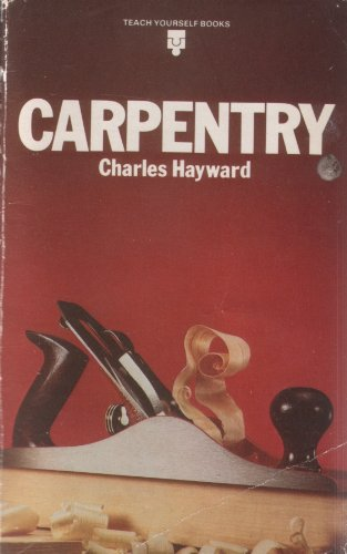 9780340271124: Carpentry (Teach Yourself)