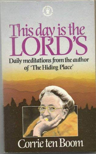 9780340271582: This Day is the Lord's