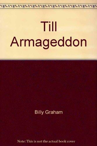9780340272107: Till Armageddon