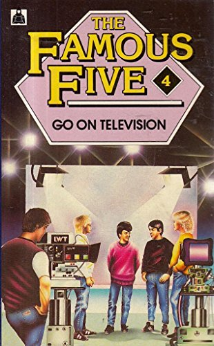 9780340272473: The Famous Five Go on Television (Knight Books)