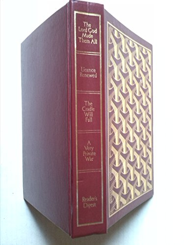 Reader's Digest Condensed Books: The Lord God: Various Authors: James
