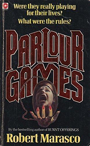 9780340272640: Parlour Games