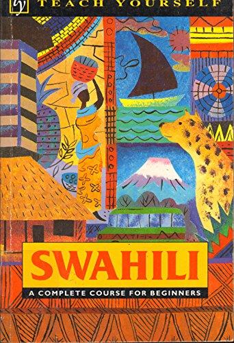 9780340276372: Swahili (Teach Yourself)