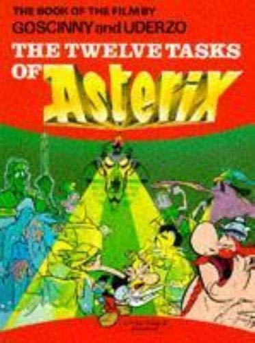 9780340276471: Asterix - The Twelve Tasks of Asterix
