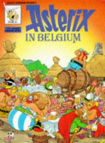 9780340277539: Asterix in Belgium
