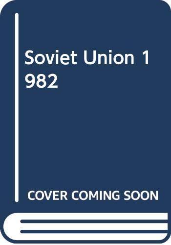 9780340278024: Soviet Union