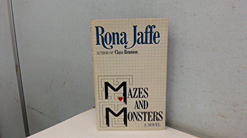 9780340278208: Mazes and Monsters