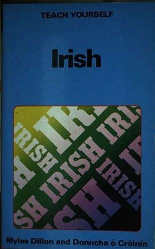 9780340278413: Irish (Teach Yourself)