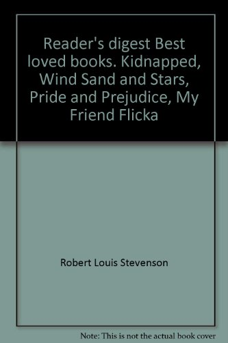 Best loved books: Robert Louis Stevenson,