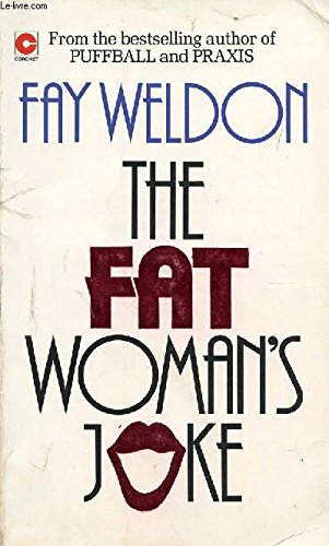 9780340279144: The Fat Woman's Joke (Coronet Books)