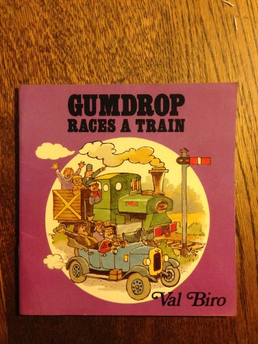 9780340279618: Gumdrop Races a Train