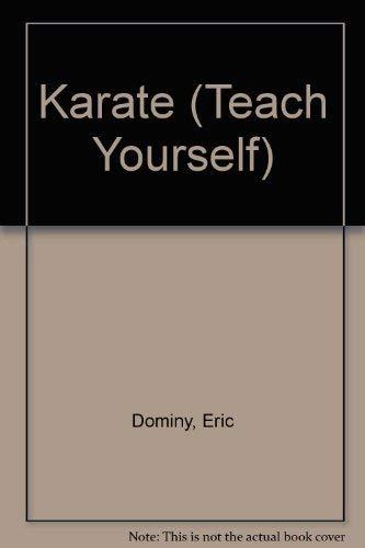 9780340280829: Teach Yourself Karate