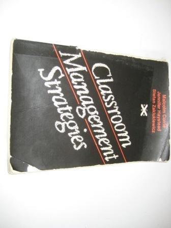 Classroom Management Strategies (SCRE publication): Corrie, M., Haystead,