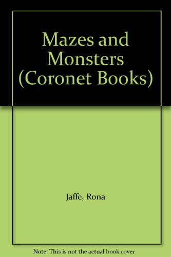 9780340283134: Mazes and Monsters (Coronet Books)