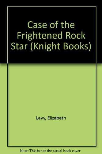 9780340283325: Case of the Frightened Rock Star (Knight Books)