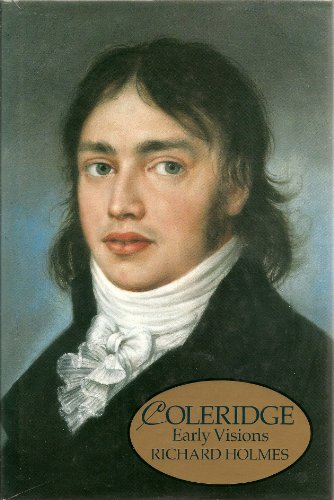 9780340283356: Coleridge: Early Visions v. 1