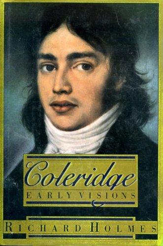 9780340283356: Coleridge: Early Visions v. 1