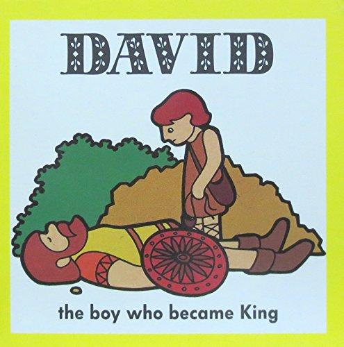 9780340283417: David (First Bible Stories)