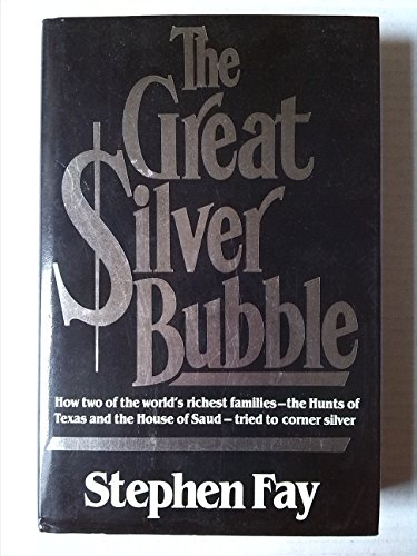 9780340283707: Great Silver Bubble