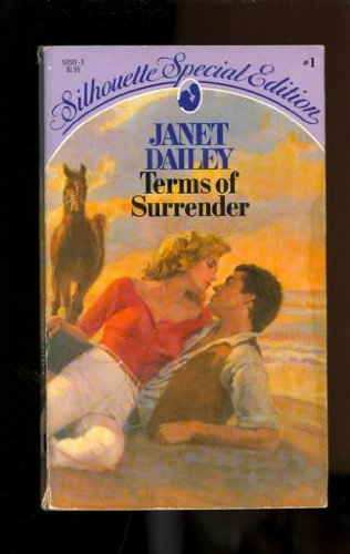 Terms of Surrender (0340285796) by Janet Dailey
