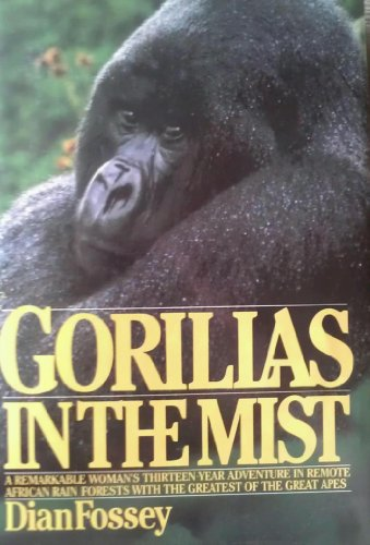 9780340287347: Gorillas in the Mist