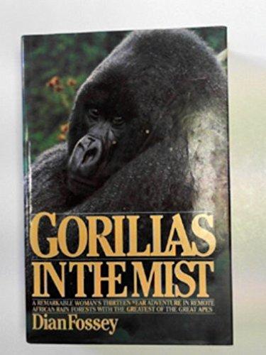 9780340287347: Gorillas in the mist