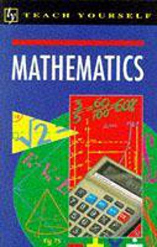 9780340287668: Mathematics (Teach Yourself)