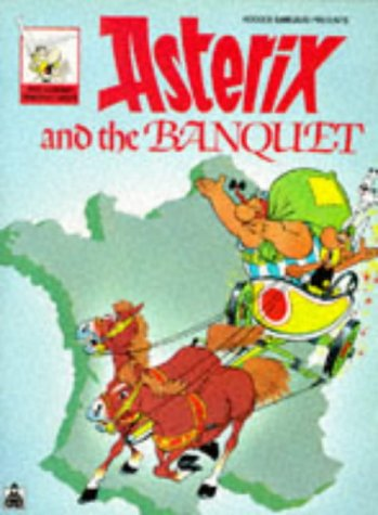 9780340320600: ASTERIX AND THE BANQUET (Asterix anglais)