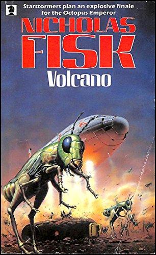 Starstormers 05 Volcano: Nicholas Fisk