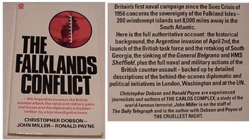 The Falklands Conflict (Coronet Books): Christopher Dobson
