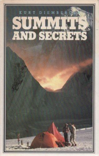 9780340324271: Summits and Secrets